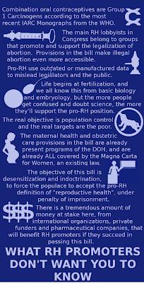 RH Bill infographic