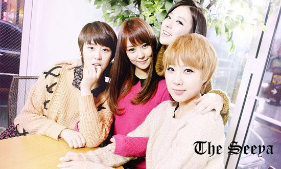Biodata The SeeYa kpop korea