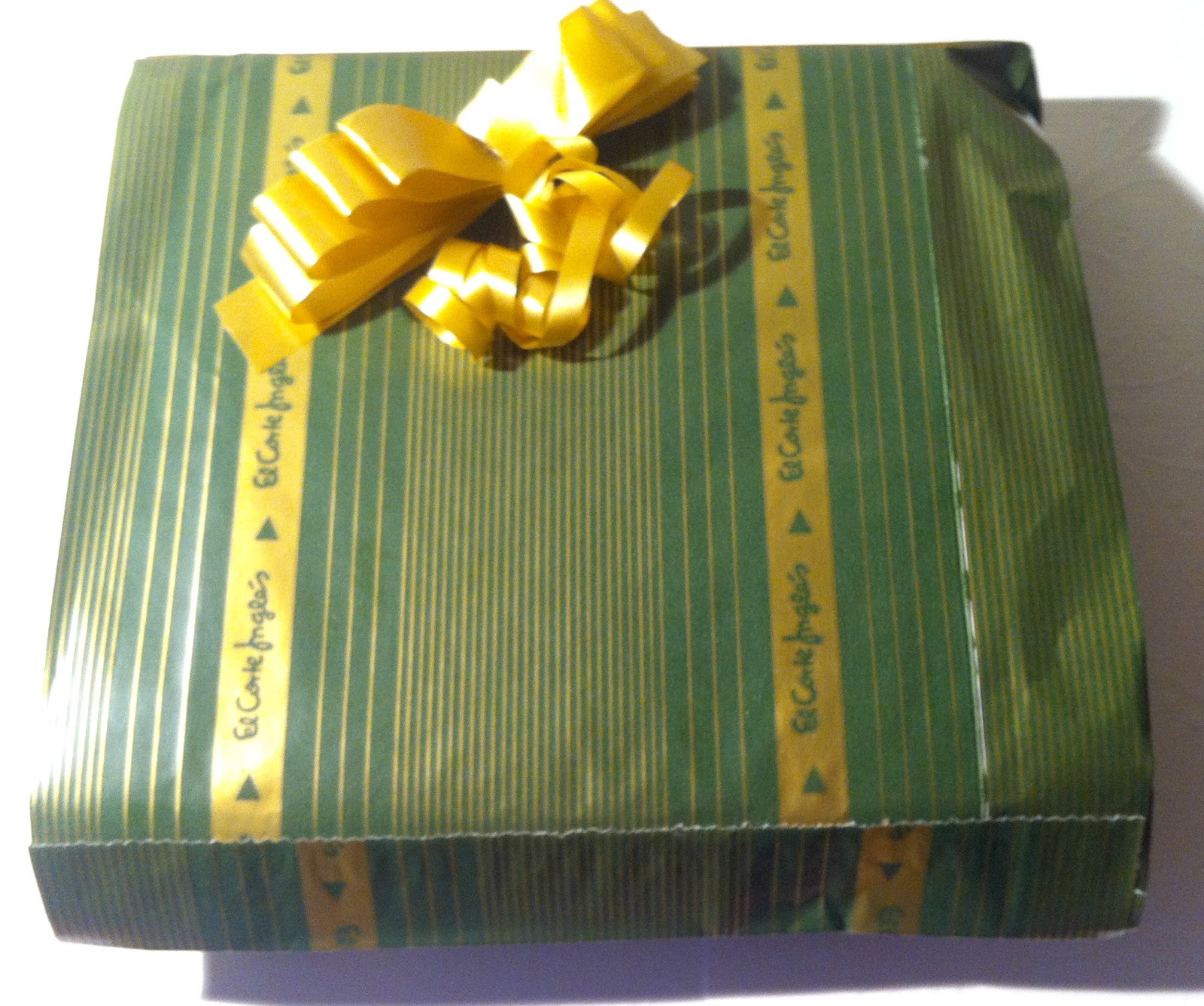 May scrap packaging regalo - El corte ingles regalos boda ...