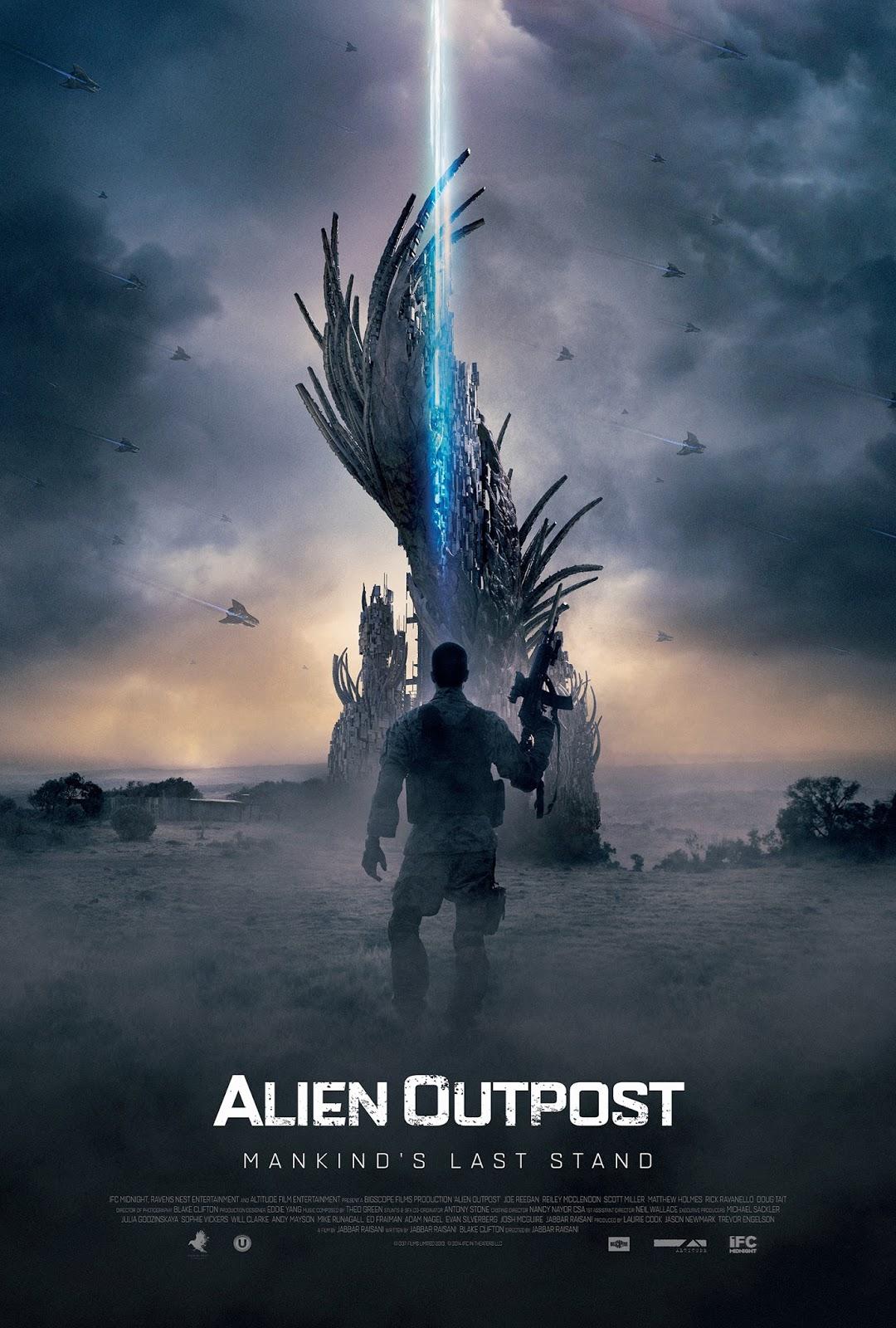 Poster design 101 - Sci Fi Poster Design 101