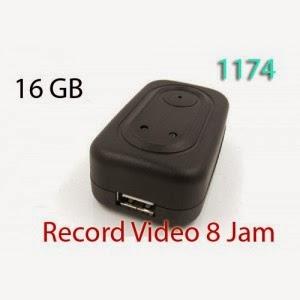 Image result for 32Gb Spy Cam Charger Rekam 16 jam  (1175)