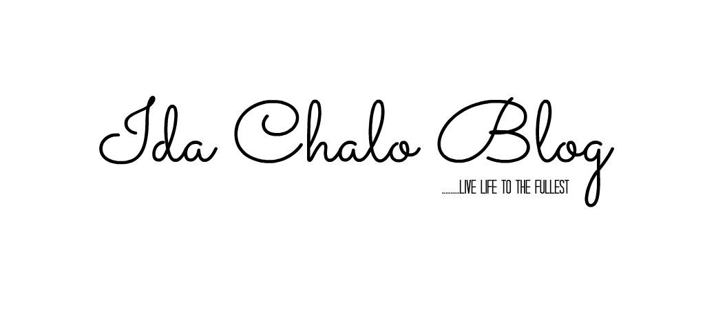 Ida Chalo Blog