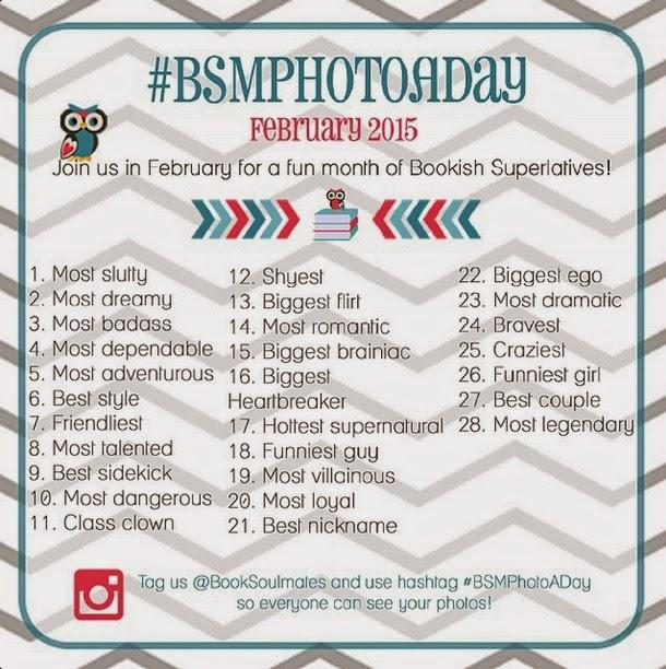 February #BSMPhotoADay