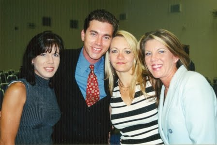 Tracy, Peter, Phyl, Angie