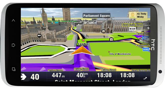 sygic Sygic GPS Navigation 13.1.0 FULL, ottimo navigatore GPS per Android