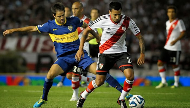 Ver partido Boca Juniors vs River Plate en vivo