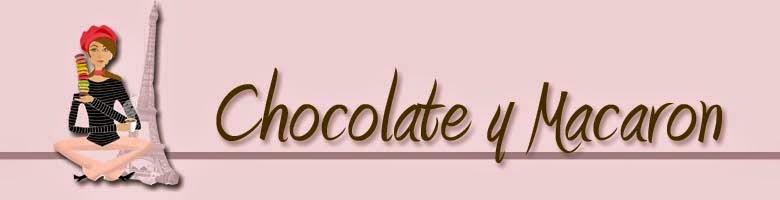 Chocolate y Macaron