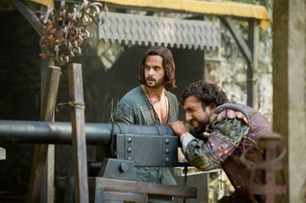Da Vinci's Demons - Season 3 - First Promotional Photos