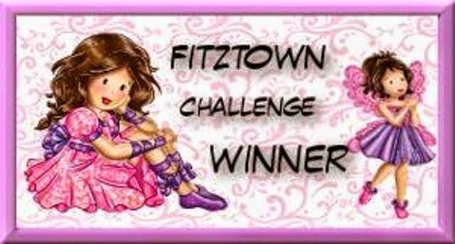 Winner at Fitztown Blog Challenge