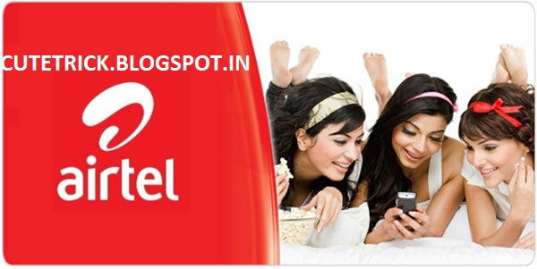 Airtel free gprs in android mobile in operamini | CuteTrick