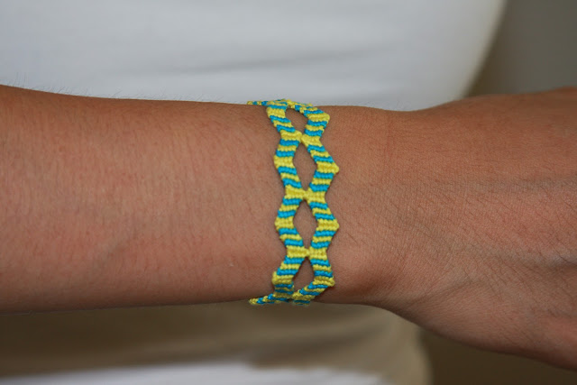 Zig Zag Bracelet1