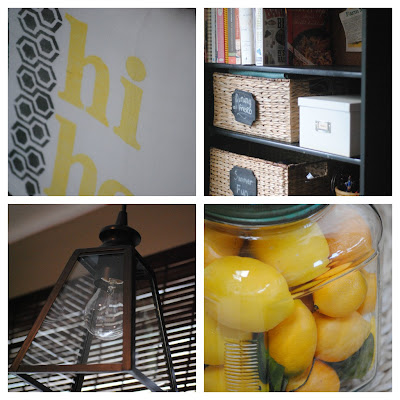 10 DIY Kitchen Ideas collage