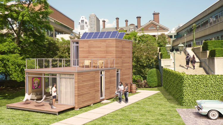 Shipping container homes meka thor 960 container home - Meka shipping container homes ...