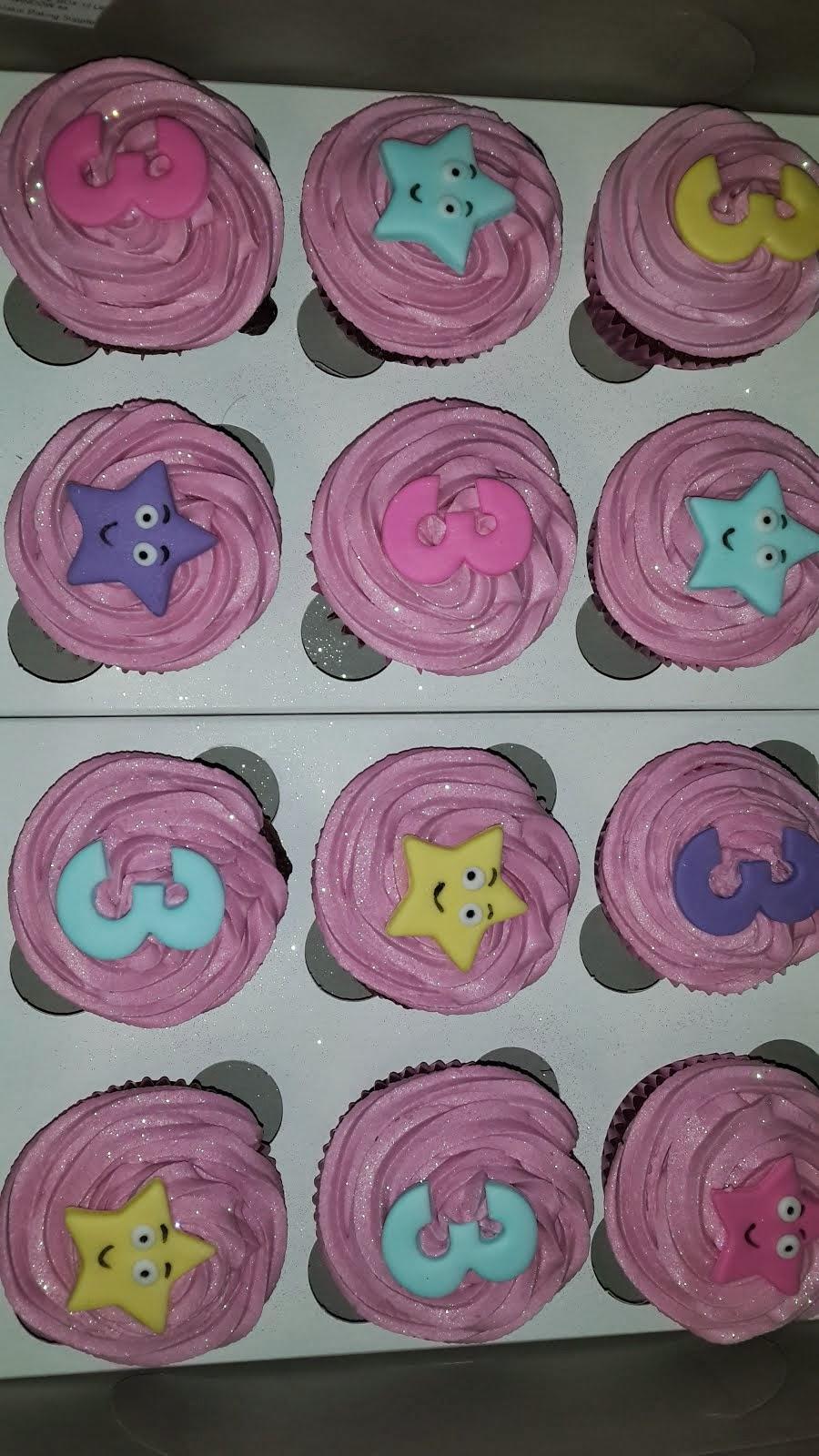 Dora cupcakes 2