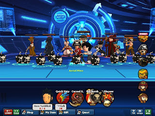 NINJA SAGA || Finally Hairstyle Hack Super Completed Hack Special Wekkend 19 May 2012