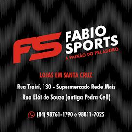 LOJAS - FABIO SPORTS