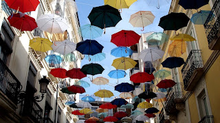 şemsiyeler kapak resmi