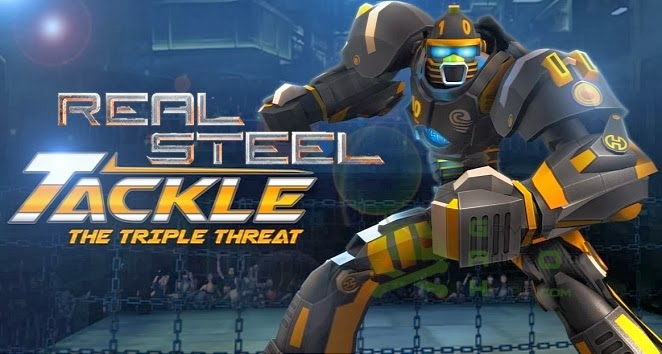 Real Steel HD Apk v1.5.2 Full