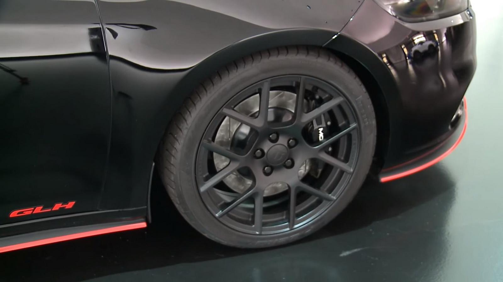 All Wheel Drive Dodge Challenger Is Mopar S Idea For All