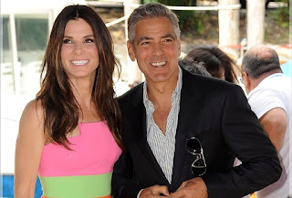 Sandra Bullock's son enjoys 'man time' with George Clooney