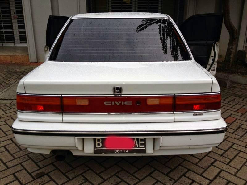Honda Grand Civic