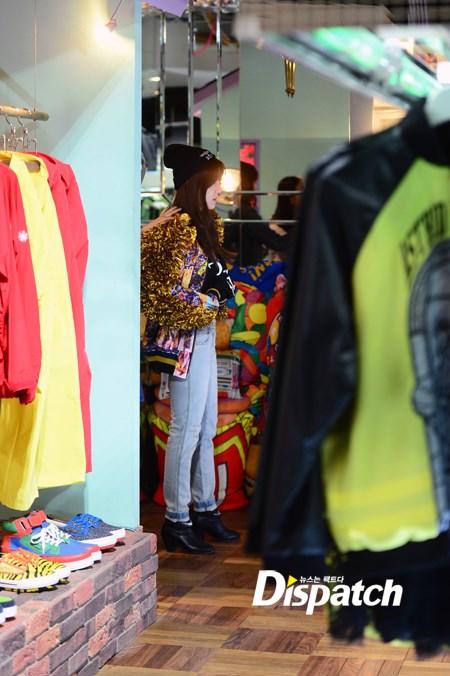 Hyomin Shopping Di Jepang 07