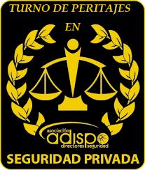 CUERPO DE PERITOS JUDICIALES EN SEGURIDAD PRIVADA  DE ADISPO