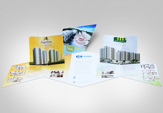 Pop-up Brochure Design