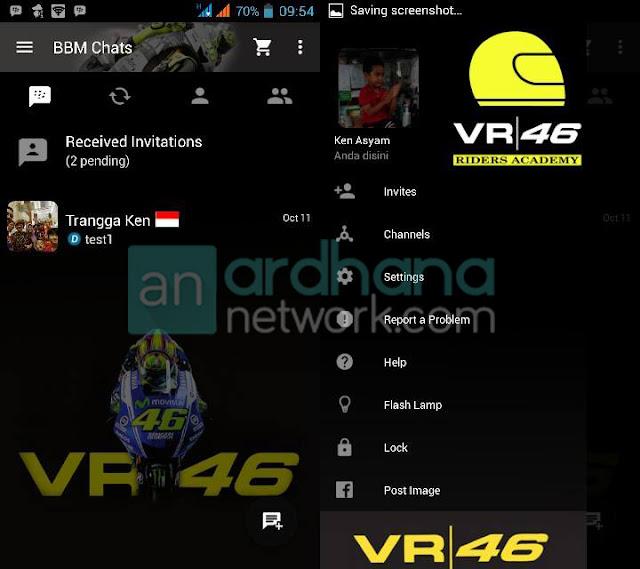 Preview BBM Valentino Rossi 46