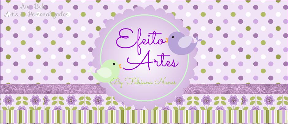 Efeito Artes
