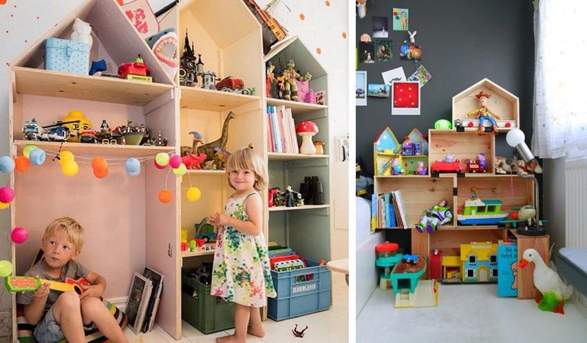 Muebles para niños en madera contrachapada|Espacios en madera