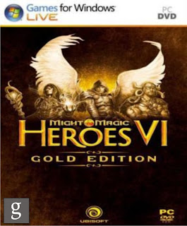 Might and Magic Heroes VI Gold Edition Games PC