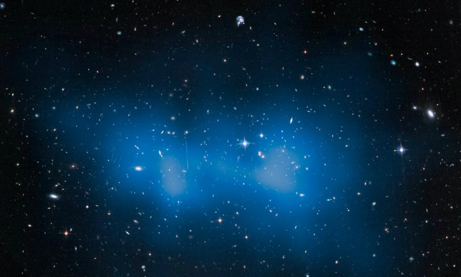 Телескоп Хаббл нашел самое большое скопление галактик во Вселенной