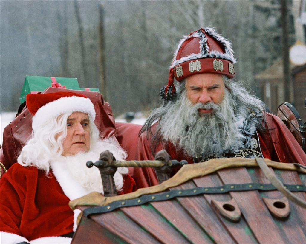 Santa's Slay Evil Santa Clause