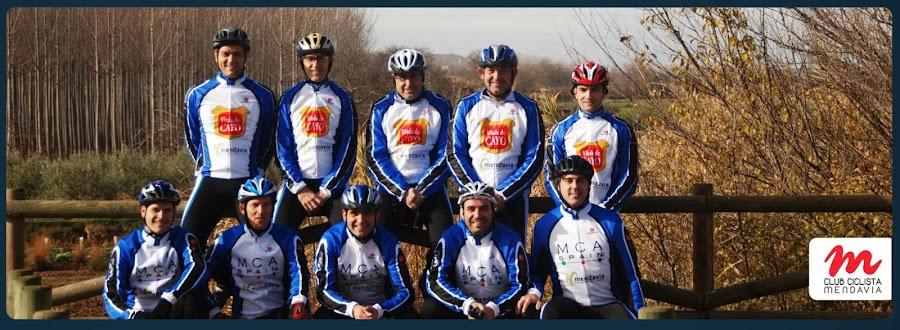 Club Ciclista Mendavia