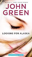 bookcover of LOOKING FOR ALASKA by John Green