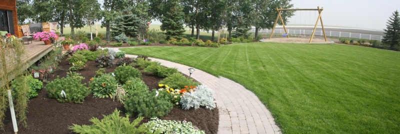Landscaping Mulch Regina : For reading rod mcdonald from a beautiful sunny morning in regina
