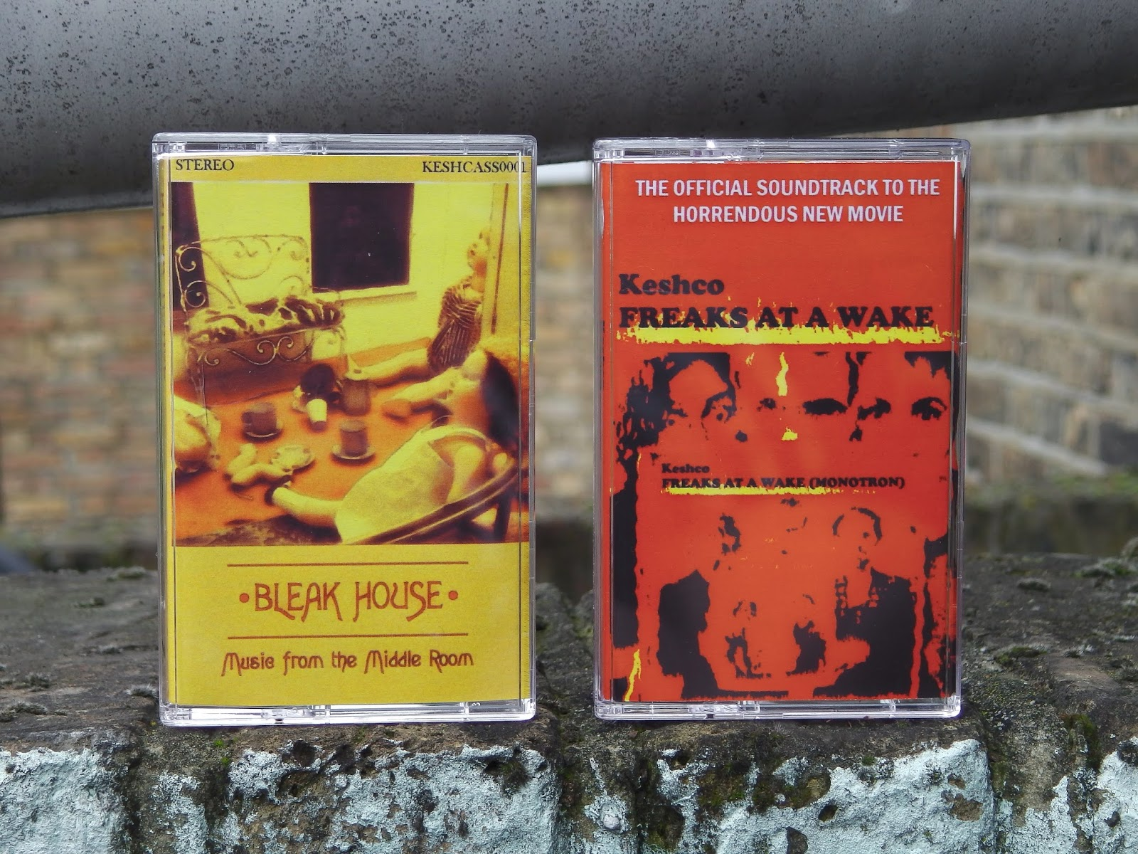 Keshcology releases for Cassette Store Day 2014