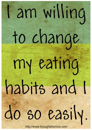 Affirmations for Weight-loss