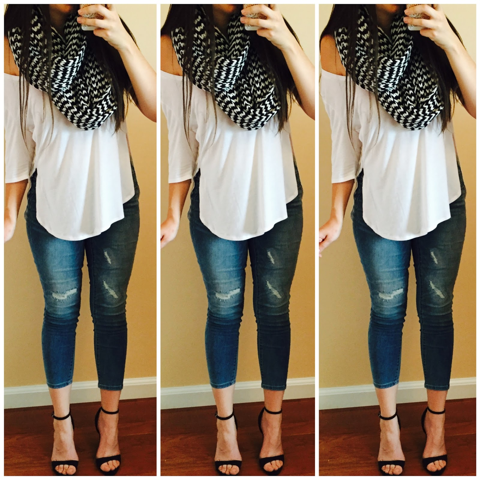 how to style, How to style jeans, how to style target jeans, skinny jeans, target denim, what to wear with boyfriend jeans, what to wear with skinny jeans,