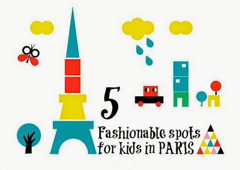 5 Fashionable spots in Paris for kids (Part 4)