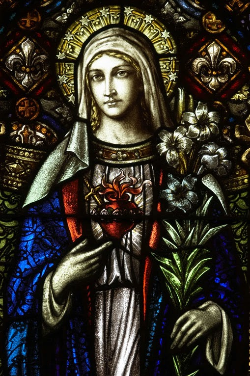 This blog is dedicated to the Immaculate Heart of Mary
