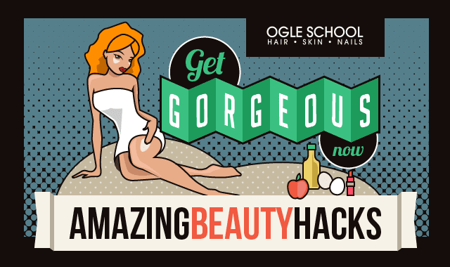 Get Gorgeous Now Amazing Beauty Hacks
