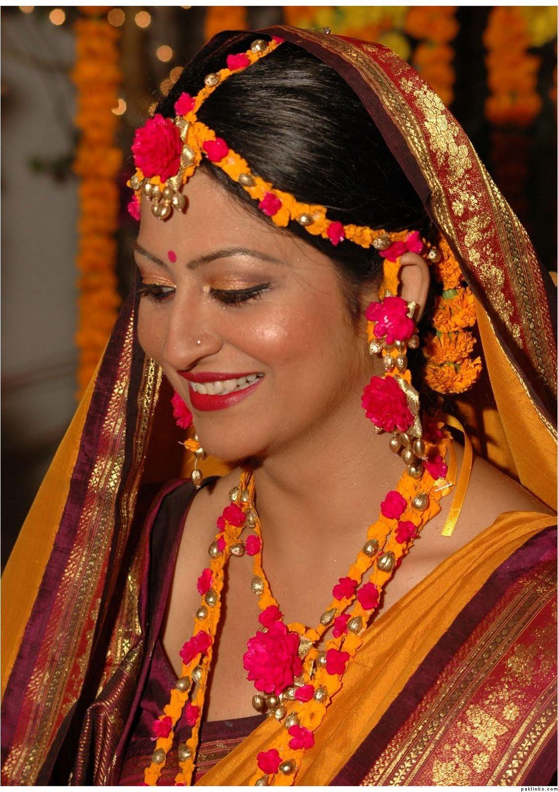 Bangladeshi Bridal Make Up Jewellery In Blog