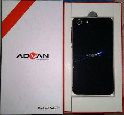 Advan Vandroid S4F terbaru 2015