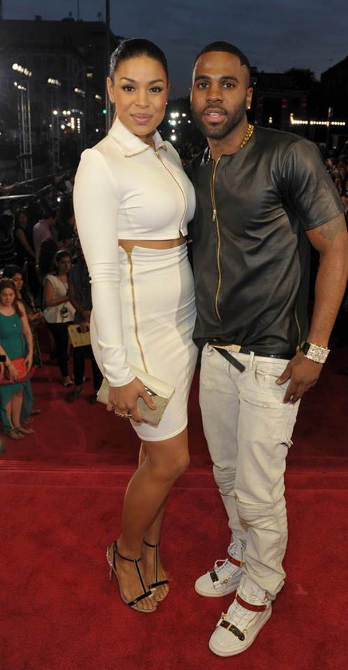 Jordin Sparks And Jason Derulo 2013 CHRONICLES OF A FASHIO...