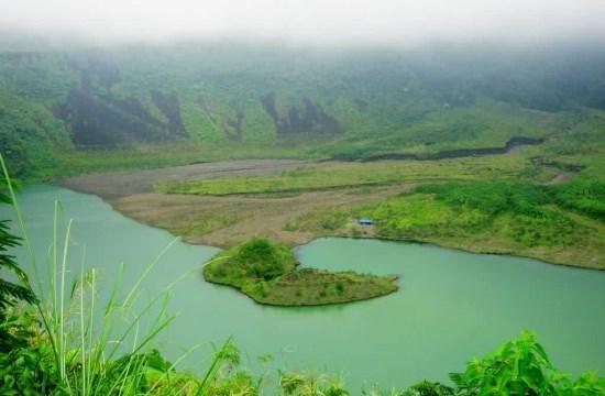 Gunung galunggung wisata alam di tasikmalaya