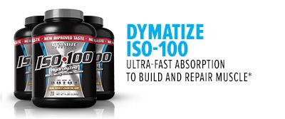 Dymatize ISO 100 3lbs