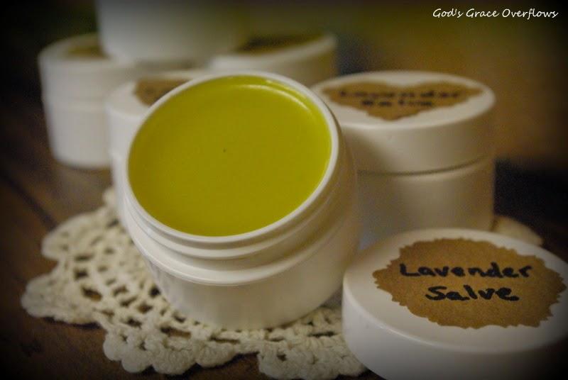 ~DIY Lavender Salve~