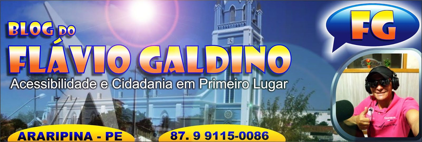Blog Do Flávio Galdino De Araripina - PE